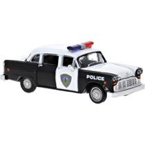 Checker Cab Police Car 1974, Saugus