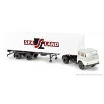 """Containerlastbil Henschel """"Sealand"""""""