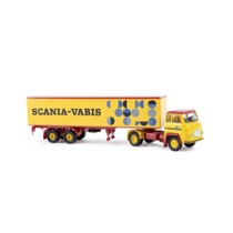 "Scania LB 76 Koffer-Sattelzug ""Scania Vabis"" (SE)"