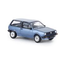 VW Polo II metallic blau,