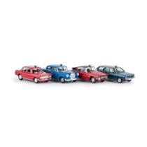 """4er Set """"Taxa"""" (DK) mit BMW"""