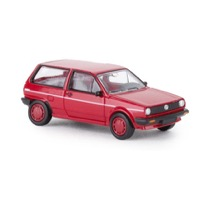 VW Polo II Fox rot,
