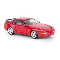 Porsche 968 rot,
