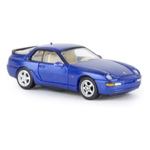 Porsche 968 metallic dunkelblau,