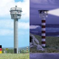 Vagt- Observations- eller fyr- tårn