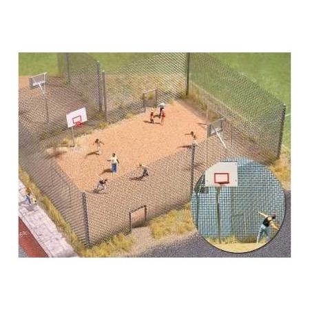 Basket-bane