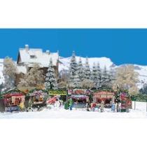 Julemarked komplet