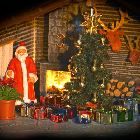 Weihnachtsgeschenke-Set H0