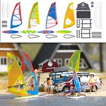 Windsurfer-Set H0