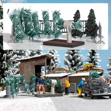 Juletræssalg