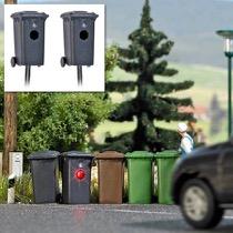 Mülltonnenblitzer H0