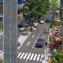 Betonstraße H0