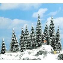 Snedækkede graner - 20 styk