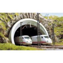 ICE-Tunnelportal  2 spor