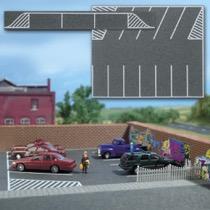 Parkeringsplads N