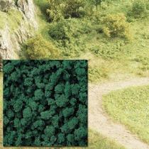 Schaumstoff dunkelgrün