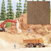Quarzsand brun