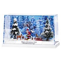 "Diorama ""Merry Christmas"" XXI"