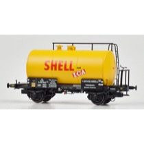 DSB ZE 502 825 - Dansk Shell - ca. 1952-1960