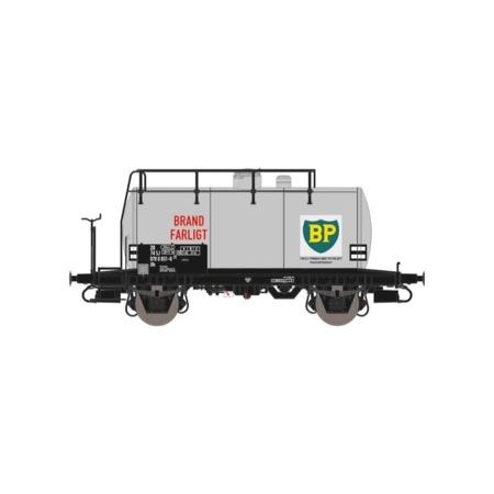 """SJ """"BP"""" Tankvogn Uh 21 74 070 0 651-4"""