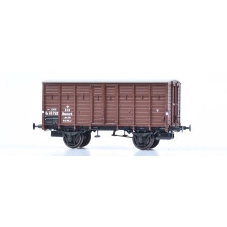 DSB QG 33 792, håndbremse, pladehjul