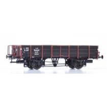 LJ PB 617 åben godsvogn