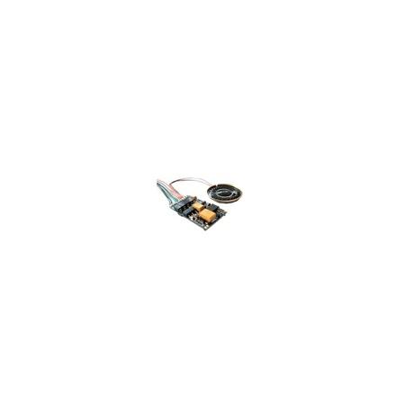 MT GAMMEL TEAK lyd, 21 pin loksound v.5.0