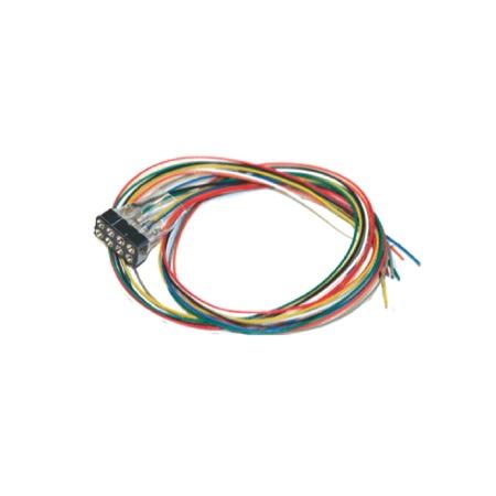 Kabelsæt 8-polet sokkel