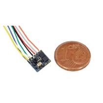 LokPilot Nano Standard, DCC Dekoder, 8