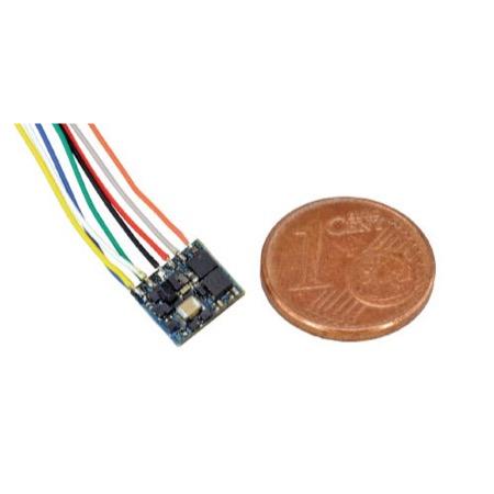 LokPilot Nano Standard, DCC Decoder, 6