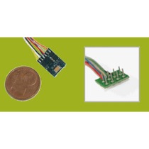 LokPilot micro V4.0, Multiprotokoldecoder MM/DCC/SX