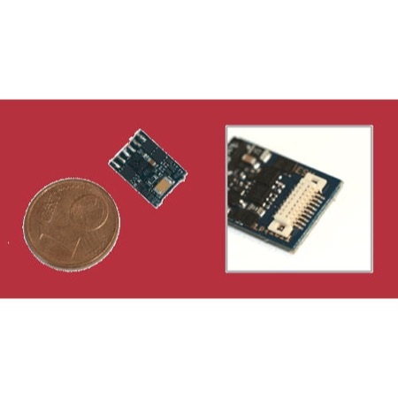 LokPilot micro V4.0, Multiprotokolldecoder MM/DCC