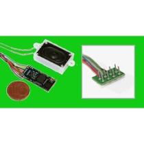 """LokSound micro V4.0 """"Universalgeräusch zum Selbstprogrammieren"""