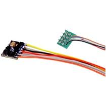 LokPilot 5 FX micro DCC, 8-pin NEM652, Retail, Spurweite N, TT