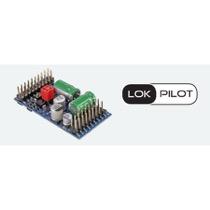 LokPilot 5 L DCC/MM/SX/M4, Stiftforbindelse med adapter Skala 0, G, I
