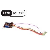 LokPilot 5 DCC/MM/SX/M4, 8-pin NEM652