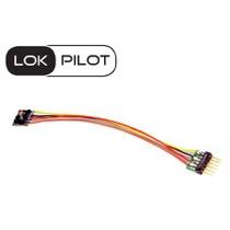 LokPilot 5 micro DCC/MM/SX, 6-pin NEM651, Retail, Sporvidde N, TT