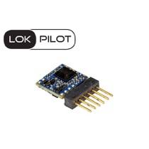 LokPilot 5 micro DCC/MM/SX, 6-pin Direkt, Retail, Sporvidde N, TT