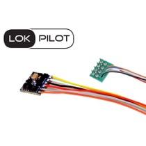 LokPilot 5 micro DCC, 8-pin NEM652, Retail, Spurweite N, TT