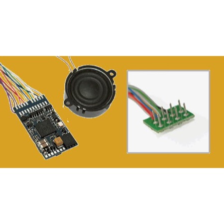 """LokSound V4.0 M4 """"Universalgeräusch zum Selbstprogrammieren"""