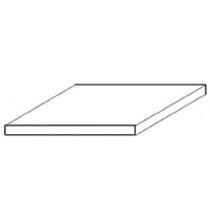White polystyrene sheet