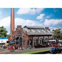Locomotive shed/engine workshop