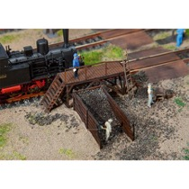 Small coal handling system
