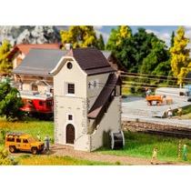 Zernez Switchgear house