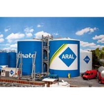 ARAL tank farm