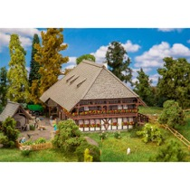 Black Forest farmyard