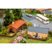 2 Holiday bungalows