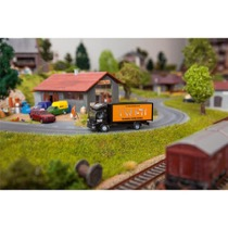 Lorry MB Atego Sixt (HERPA