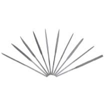 Set of needle files