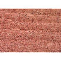 Wall card, Clinker brick